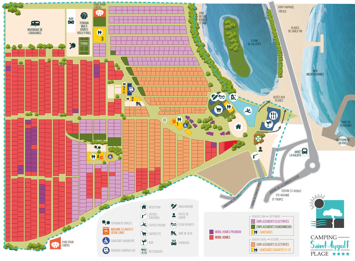 Download the campsite map in PDF format